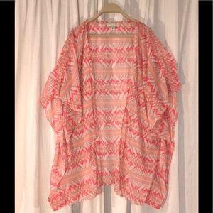 Summer Time Kimono